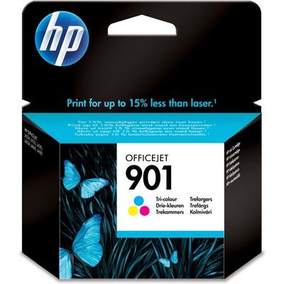 HP 901 Renkli CC656A Kartuş