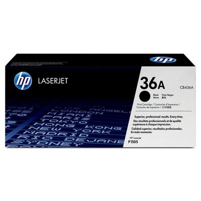 HP 36A Siyah CB436A 2000 Sayfa Toner