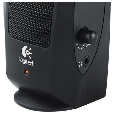 Logitech S120 1+1 Stereo Hoparlör (980-000010)