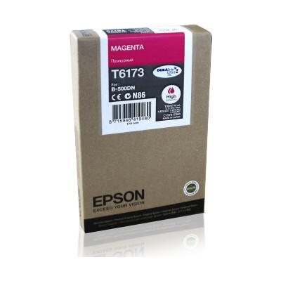 Epson T617300 Kırmızı Kartuş