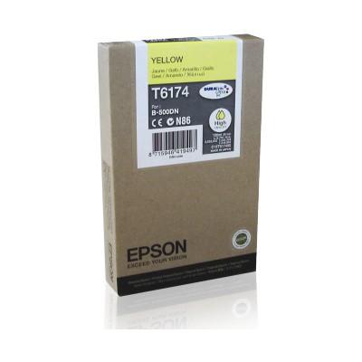 Epson T6174 Sarı Kartuş