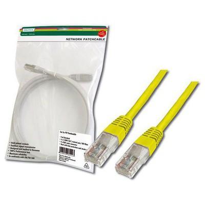 Digitus Dk-1511-030-y 3 Metre Cat5 Utp Patch Cord Sarı Rj-45 Network Kablosu
