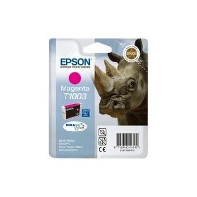 Epson T1003 Kırmızı Kartuş