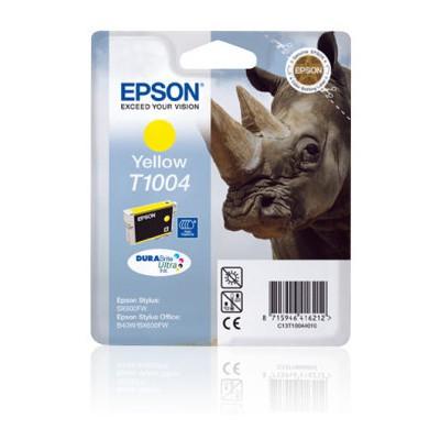 Epson T1004 Sarı Kartuş