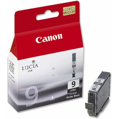 Canon PGI-9MBK Mat Siyah Mürekkep Kartuş