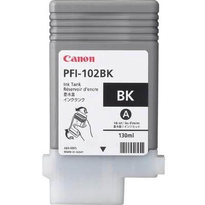 Canon PFI-102BK Siyah Kartuş