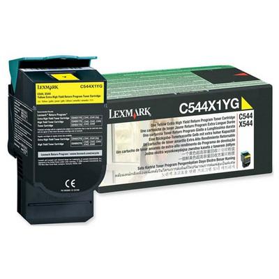 Lexmark C544X1YG Toner