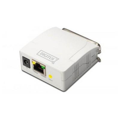 Digitus Dn-13001-w 1 Port Paralel ( Lpt) Print Server Yazıcı Aksesuarı