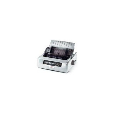 OKI ML5521 Eco A3 9 Pin 136 KOLON 570CPS 1+5 KOPYA 128KB PARALEL+USB(01308701) Nokta Vuruşlu Yazıcı