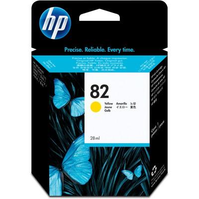 HP 82 Sarı Kartuş CH568A