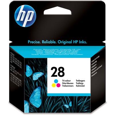 HP 28 Üç Renkli Kartuş C8728A