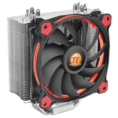 Thermaltake Riing Silent 12 Kırmızı CPU Soğutucu (CL-P022-AL12RE-A)