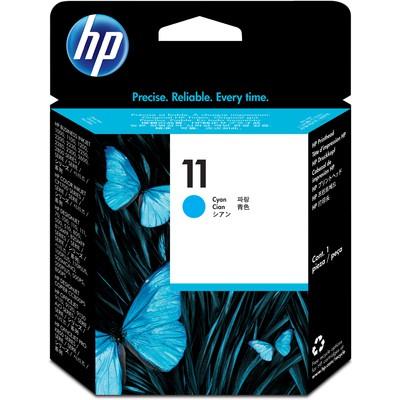 HP C4811a Cyan Baskı Kafası (11) Yazıcı Aksesuarı