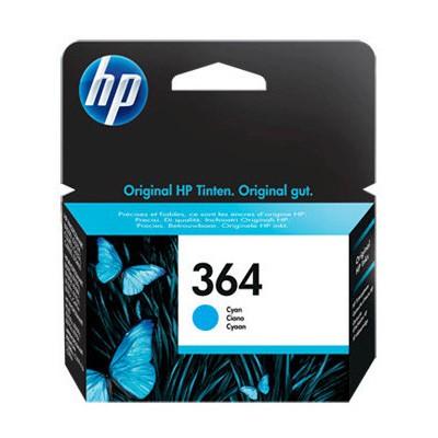 HP 364 Mavi Kartuş CB318EE