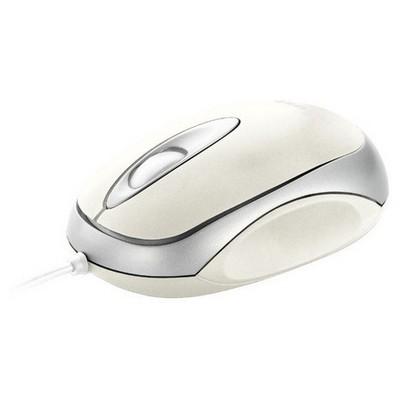 Trust Centa Mini Kablolu Mouse - Beyaz (16147)