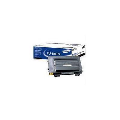 Samsung CLP-500D7K Siyah Toner - 7000 Sayfa