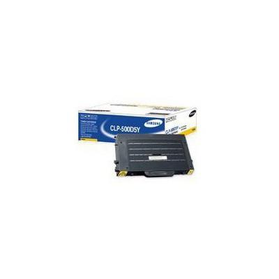 Samsung CLP-500D5Y Sarı Toner