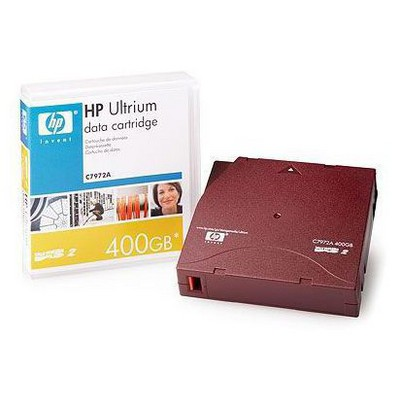 HP C7972a 400gb Ultrium2 Data Kartuş