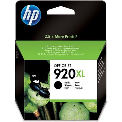 HP 920XL Siyah CD975AE Kartuş