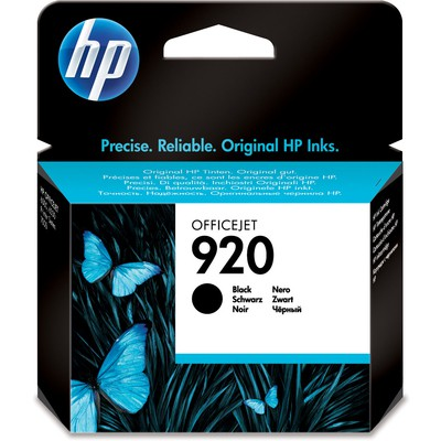HP 920 Siyah CD971A Kartuş