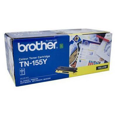 Brother TN-155Y Sarı Toner
