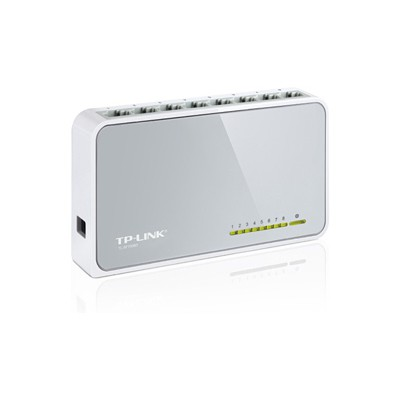 Tp-link TL-SF1008D 8-port 10/100Mbps Masaüstü Switch
