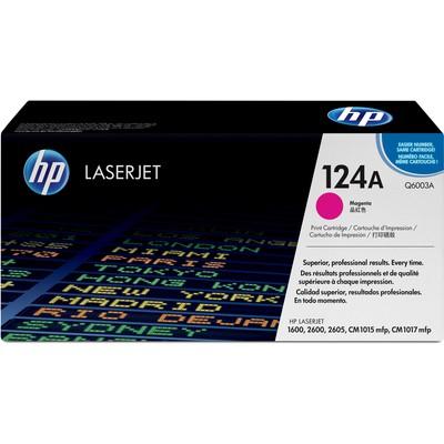 HP 124A Q6003A Toner