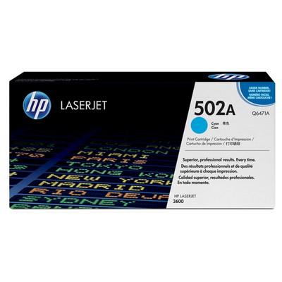 HP 502A Q6471A Toner