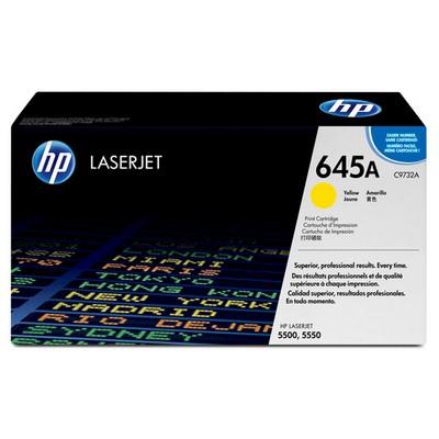 HP 645A C9732A Toner