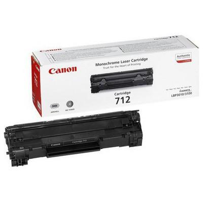 Canon CRG-712 Siyah