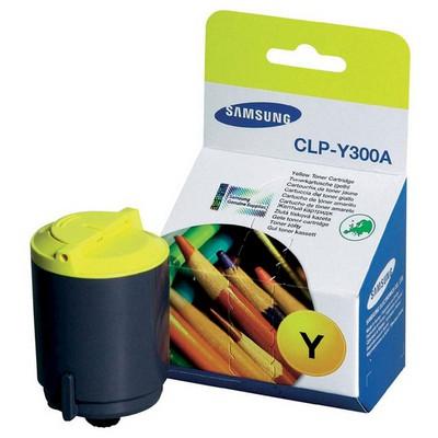Samsung CLP-Y300A Toner