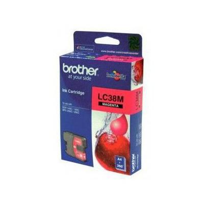 Brother LC38M Kırmızı Kartuş