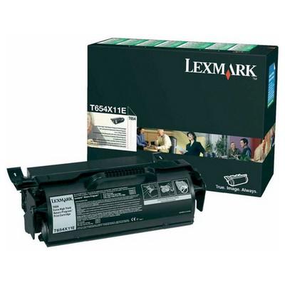 Lexmark T654X11E Toner