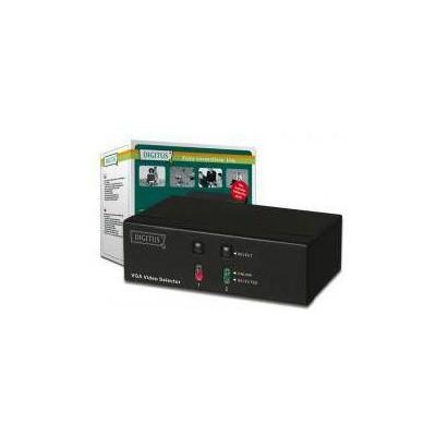 Digitus Ds-44100 2 Port Vga Seçici VGA Kablolar