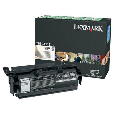 Lexmark T650A11E Siyah Toner
