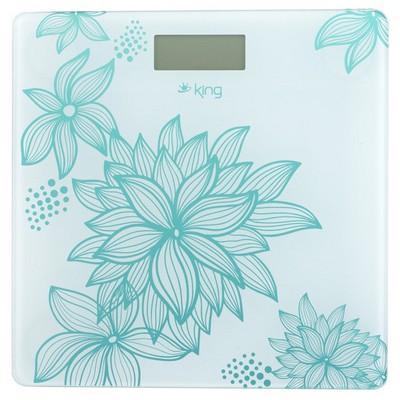 King EB 817 Dijital Yeşil Banyo Tipi Baskül
