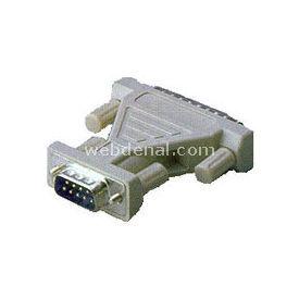 Assmann SERİ (RS-232) ADAPTÖR, DB9 ERKEK <-> DB25 DİŞİ Adaptör / Dönüştürücü