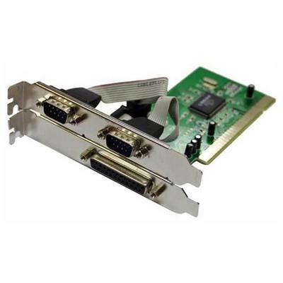 S-Link Sl-985-1p2 Pcı Serial 2 Port+paralel 1 Port Adaptör / Dönüştürücü