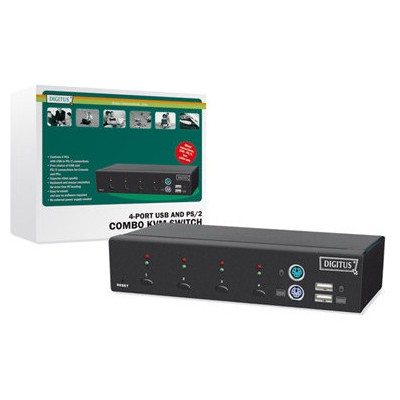 Assmann DC-12202-1 KVM Switch