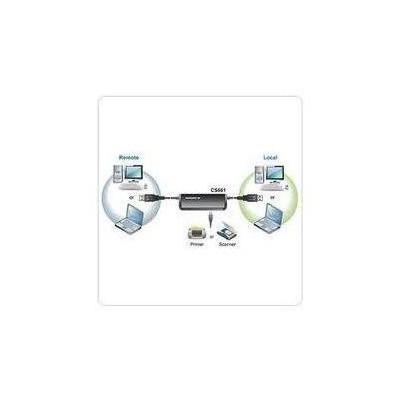 Aten ATEN-CS661 KVM Switch