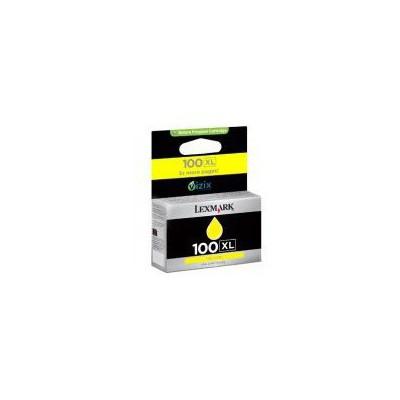Lexmark 100XL 14N1071E Sarı Kartuş