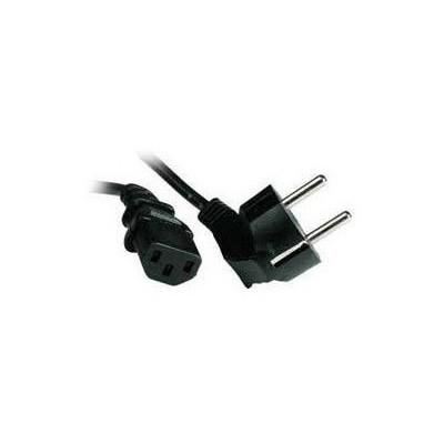 S-Link Slx-758 1.8 Metre 0.75 Mm Kalınlıkta Kasa / Monitör Güç Kablosu