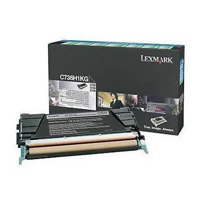Lexmark C736H1KG Toner