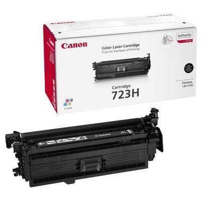 Canon CRG-723H BK 10.000 Sayfa Kapasiteli Siyah Toner
