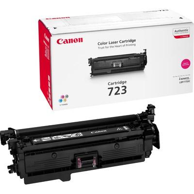 Canon 723 M Kırmızı Toner - 8500 Sayfa (2642B002)
