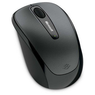 Microsoft Wireless Mobile 3500 Mouse - Gri (GMF-00008)