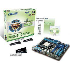 Asus M4N68T-M V2, NFORCE 630A, SOKET AM3, DDR3-1800, ANAKART Anakart