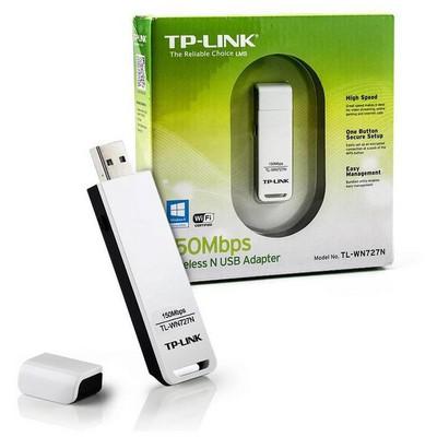 Tp-link TL-WN727N 150Mbps Kablosuz N Anten / Ağ Adaptörü