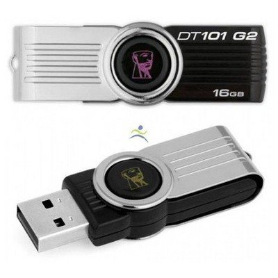 Kingston 16GB DataTraveler 101 G2 USB Bellek (DT101G2/16GBZ)