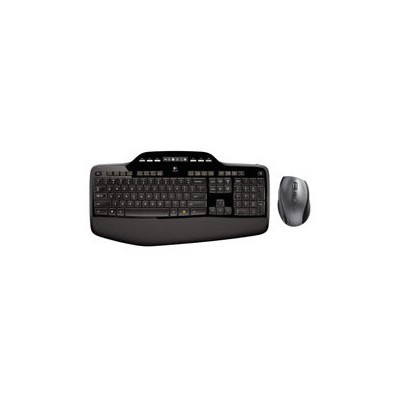 Logitech MK710 Multimedya TR Siyah Klavye Mouse Seti